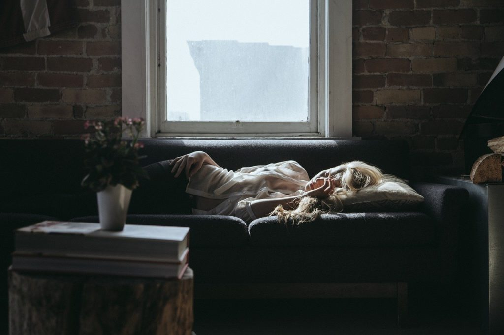 dormire troppo